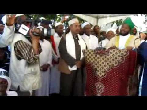كلمة العلامة الدكتور المرتضى المحطوري في ذكرى مولد النبي (ص) في أديس أبابا الحبشة
