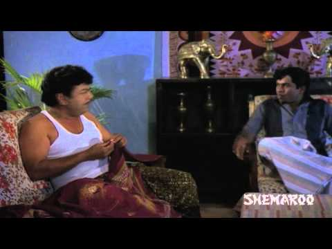 Giri Babu sewing a saree - Pellama Majaka Comedy Scenes - Brahmanandam