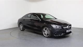 Mercedes CLA 180 AMG Line Edition