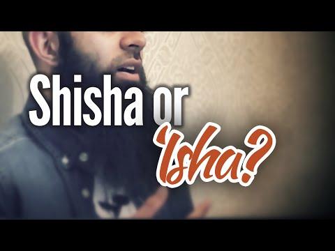 Sheesha Or Isha? - Sheesha Cafes - Abu Ibraheem Husnayn video