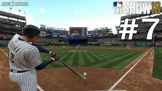 ALL-STAR GAME AT YANKEES STADIUM! | MLB The Show 18 | Road to the Show #7