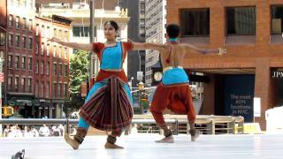 Bharatanatyam at Downtown Dance Festival NYC