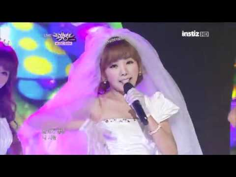 110107 Orange Caramel - Aing~ (january 7, 2011) Mubank video