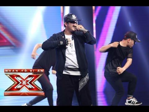 Pudding Vũ cover BANG BANG BANG [BIGBANG] trong TẬP 2 VÒNG HỘI NGỘ - THE X FACTOR cực chất :D