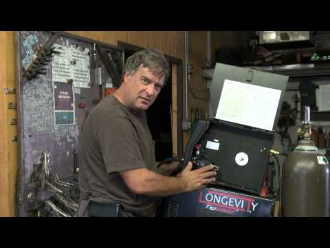 How to Set Up the Longevity MigWeld 140 MIG Welder With a Spool Gun - Kevin Caron