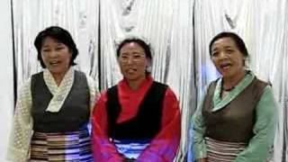 Tibetan song in Norway !/2