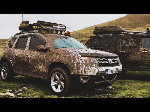 Off Road | Dacia Duster 4x4 2019 Compilation