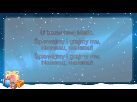 Kolęda Karaoke - Oj Maluśki, Maluśki - Z Linią Melodyczną