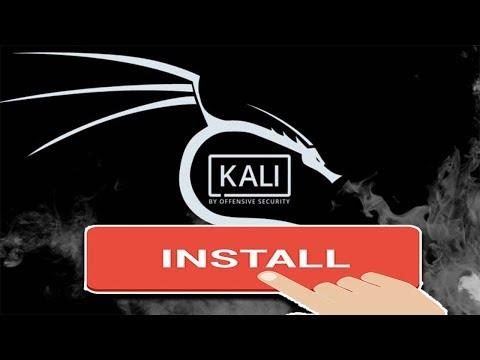 How to install Kali Linux 2018.2 on VirtualBox