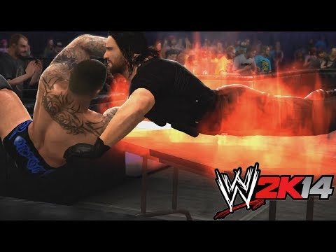 Wwe 2k14 - 25 Ways To Do The Rko! video