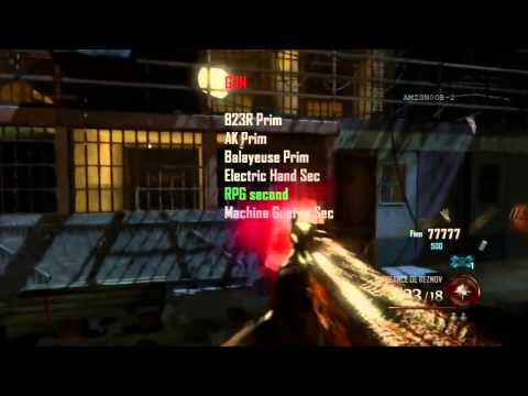 HACK  PS3 Black Ops 2 Mod Menu Zombies,Customize Tool ,Test in Zombie