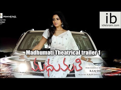 Madhumati Theatrical Trailer 1 - Idlebrain video