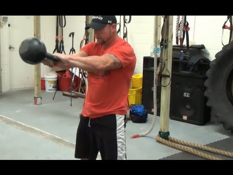 How to Do A Kettlebell Swing Image 1