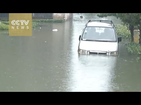 China weather: Heavy rains and storms to sweep country