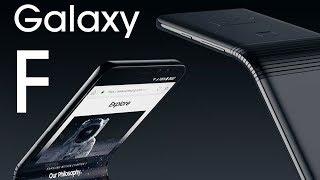 СмартфонSamsung Galaxy F показали на рендерах!