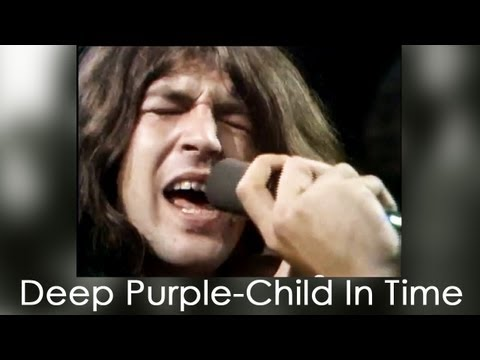 Deep Purple-child In Time-1970 video