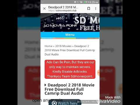 How to download movie to sd movie point thumbnail