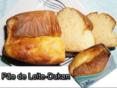Pão de mistura receita