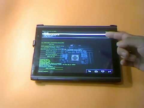 Acer Iconia Tab A500 How To Clean Install New Custom ROM