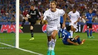 Club Brugge Leicester City (0:3) Champions League Highlights And Goals