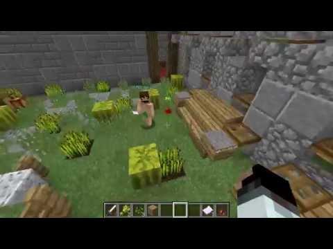 Minecraft:Прохождение карты | №10 | ГЕНЕТИЧЕСКИЙ КОД