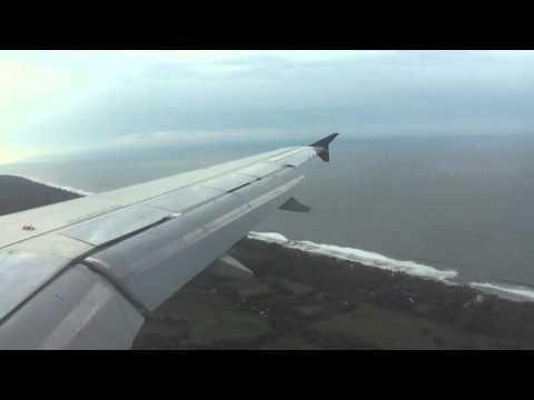 Avianca El Salvador A319 BOG - SAL (Sep 19/2014)