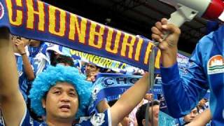 Chonburi FC Supporters @ Yamaha Stadium , 28 May