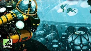 Underwater Cities Gameplay Runthrough