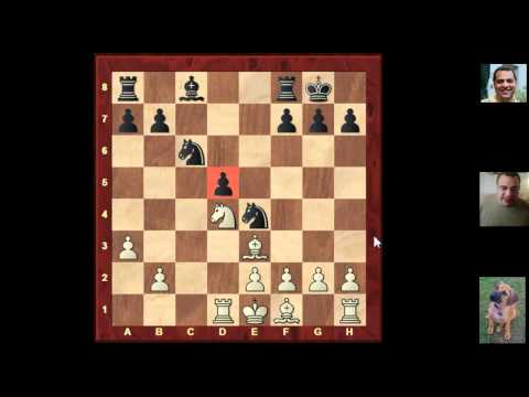 Garry Kasparov - 1988 Olympiad - Thessaloniki, Greece - Part 1 of 2 - Radio Show