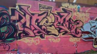 DHS KREW painting in San Diego