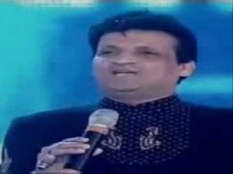 Umer Sharif In Zee Cine Award Dubai 2004 Full (part 2-2).flv video