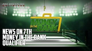 Will A 7th Man Qualify For Money In The Bank?