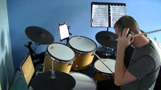 🎶 Bring Me the Horizon - Doomed - Drum Cover (DrummerMattUK)
