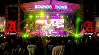 Andra and The Backbone Main Hati Live Serang Banten