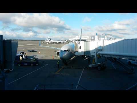 American Airlines Boeing 737 Preflight Preparation