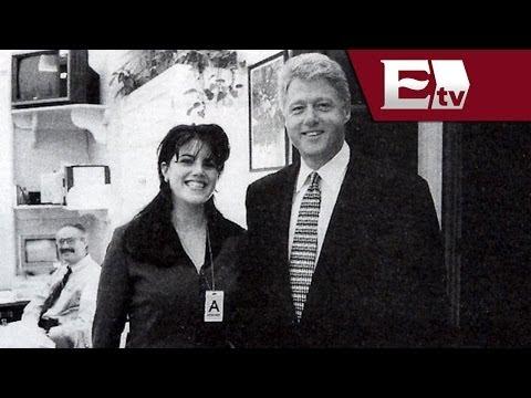 Monica Lewinsky rompe el silencio sobre Clinton a 16 años del escándalo  / Globa