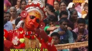 Devakooth Lady Theyyam(Special Story)