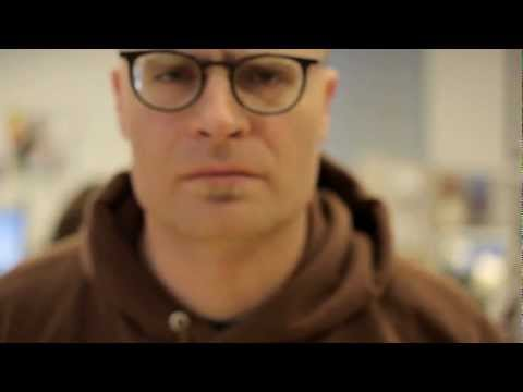 MC Frontalot - NERD LIFE [OFFICIAL VIDEO]
