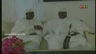 Visite de Macky Sall en Gambie