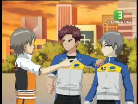 Blazing Teens S3 E16 arabic video