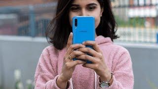 Samsung Galaxy A70 Impressions!