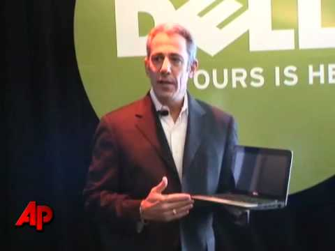 CES Gadgets: Dell Announces New Laptops
