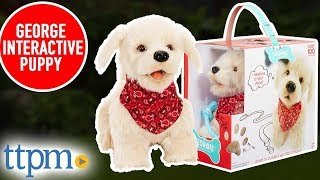 Georgie Interactive Puppy from MGA Entertainment