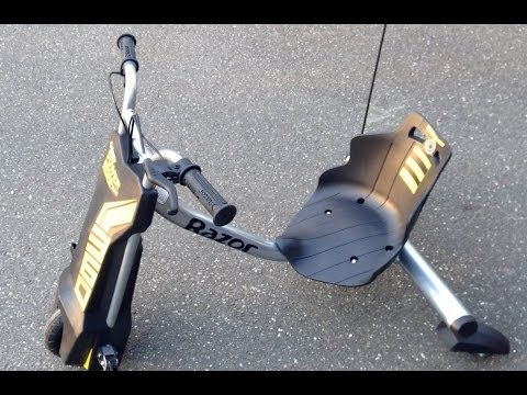 Razor Power Rider 360 - Electric Ride On. Full Review