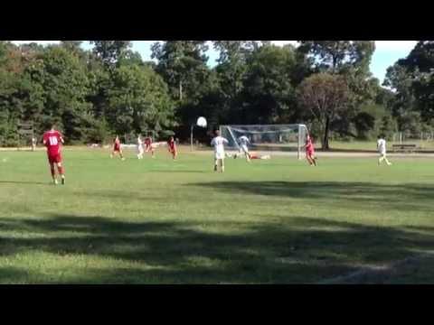 The Pilgrim Academy Varsity Soccer - 09/29/2014