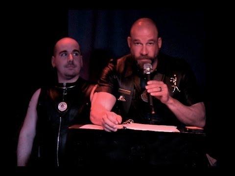 Happy Birthday Nitro Hankinson · Atlanta Gay Leather Pride 2014 video