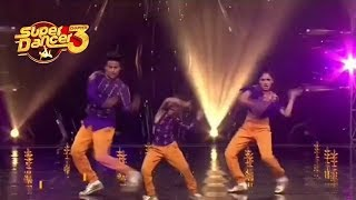 Super Dancer Chapter 3 : Semi Final Super Five | Tejas Verma Beautiful Dance Moves With Ditya Bhande
