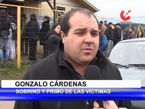 FUNERALES DE VÍCTIMA DE ACCIDENTE DE TRÁNSITO