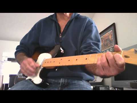 Merle Haggard - Sing Me Back Home (Cover)