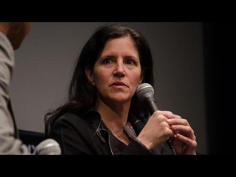 "NYFF52: ""CITIZENFOUR"" Q&A | Laura Poitras (Full)"